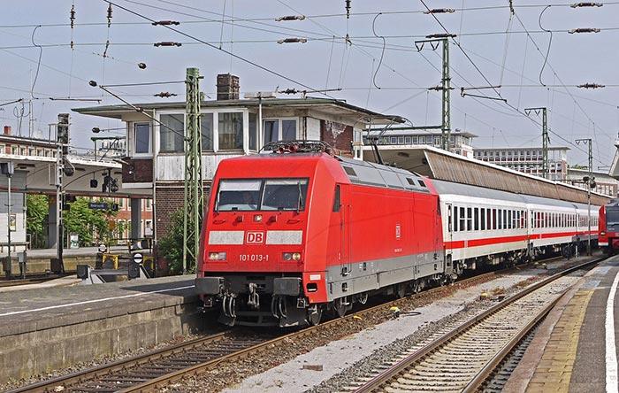 Eisenbahn Haftpflicht