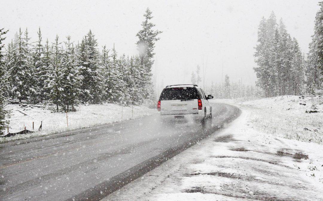 Unfälle in der kalten Jahreszeit
